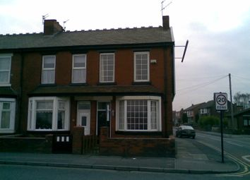 Thumbnail 2 bed end terrace house to rent in Hyde Road, Denton