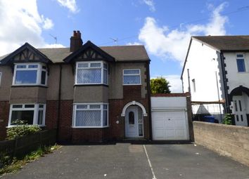 Thumbnail 3 bed semi-detached house for sale in Eakring Road, Mansfield, Nottinghamshire