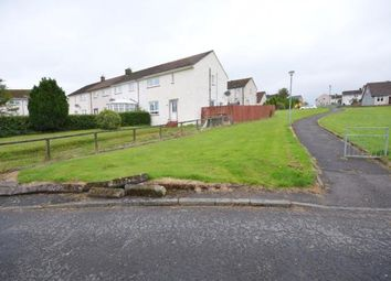 Thumbnail 3 bed end terrace house for sale in Smallburn Drive, Muirkirk