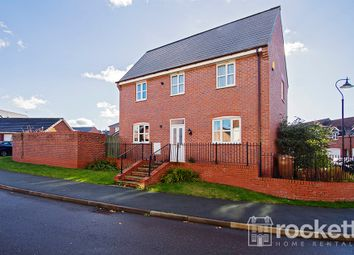 3 bed detached house to rent in Parklands Drive, Weston, Crewe CW2