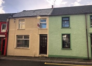 Thumbnail 2 bed terraced house for sale in Bridgend Road, Aberkenfig, Bridgend