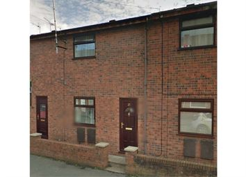 Thumbnail 2 bed terraced house for sale in Ridgway Street, Crewe, Cheshire