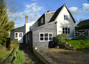 Thumbnail 3 bed detached house for sale in Withersfield Road, Great Wratting