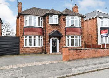 Thumbnail 5 bed detached house for sale in Woodthorne Avenue, Shelton Lock, Derby, Derbyshire