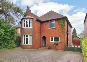 Thumbnail 4 bed detached house for sale in Burton Road, Lincoln
