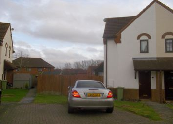 Thumbnail 1 bed semi-detached house to rent in Elmridge Court, Milton Keynes