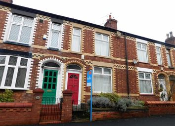 Thumbnail 2 bedroom terraced house to rent in Fox Street, Edgeley, Stockport