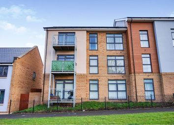 Thumbnail 2 bed flat for sale in Green Sands Road, Patchway