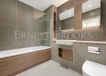 Thumbnail 1 bed flat to rent in Hadleigh Apartments, Woodberry Down, Finsbury Park