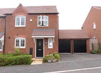 Thumbnail 4 bed semi-detached house for sale in Field View Road, Congleton