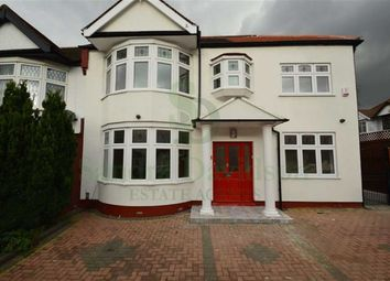 Thumbnail 5 bed semi-detached house for sale in Studley Drive, Redbridge