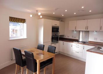Thumbnail 2 bedroom flat to rent in Bowling Green Close, Bletchley, Milton Keynes