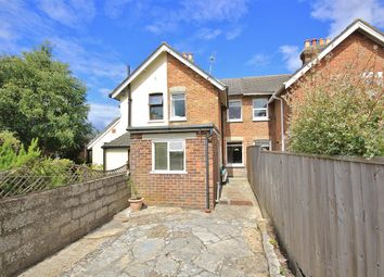 Thumbnail 3 bed terraced house for sale in Albert Road, Parkstone, Poole