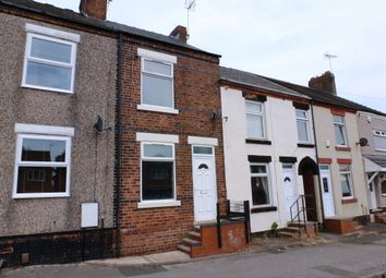 Thumbnail 2 bed terraced house for sale in Alfreton Road, Selston, Nottingham