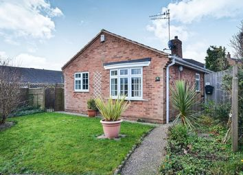Thumbnail 2 bed bungalow for sale in Wordsworth Avenue, Hucknall, Nottingham