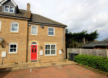 Thumbnail 3 bed end terrace house for sale in Ashton Gate, Flitwick