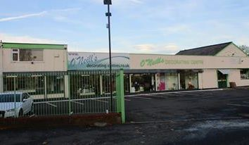 Thumbnail Retail premises to let in O'neills Decorating Centre, 1 Adelaide Street, Heywood, Lancashire