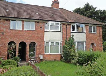 Thumbnail 3 bedroom terraced house to rent in Hilldrop Grove, Harborne, Birmingham