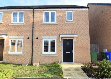 Thumbnail 3 bed semi-detached house for sale in Elderflower Road, Scarborough, North Yorkshire