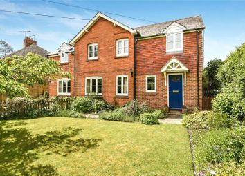 Thumbnail 4 bedroom detached house to rent in Old Alresford, Hampshire
