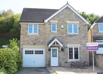 Thumbnail 4 bed detached house for sale in Quarry Bank, Mansfield