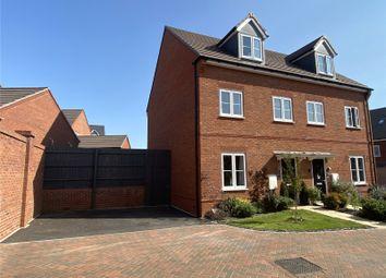 Piggott Road, Shinfield, Reading RG2. 3 bed semi-detached house for sale