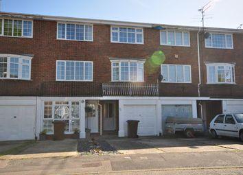 Thumbnail 3 bed town house to rent in Warlingham Close, Rainham, Gillingham