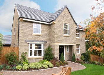 "Thumbnail 4 bedroom detached house for sale in ""Winstone"" at Commercial Road, Skelmanthorpe, Huddersfield"