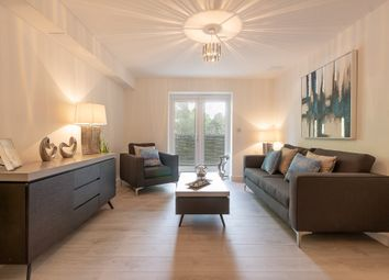 Thumbnail 2 bedroom flat for sale in Hemingway Court, Thornhill Road, Ponteland