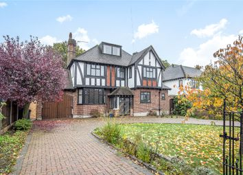 Thumbnail 4 bed detached house for sale in Birchwood Road, Petts Wood, Orpington