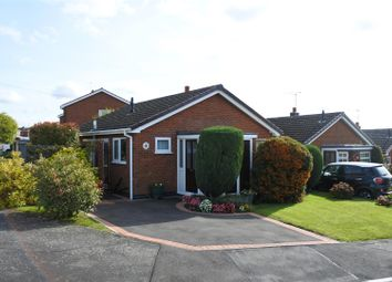 Thumbnail 2 bed detached bungalow for sale in Ewden Rise, Melton Mowbray