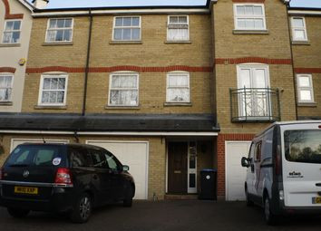 Thumbnail 5 bed town house for sale in Harston Drive, Enfield