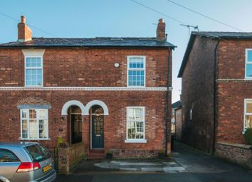 Thumbnail 3 bed semi-detached house for sale in Priory Street, Bowdon, Altrincham