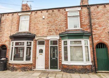 Thumbnail 2 bedroom terraced house for sale in Tavistock Street, Middlesbrough