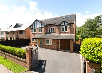 Thumbnail 5 bed detached house for sale in Kings Road, Wilmslow, Cheshire
