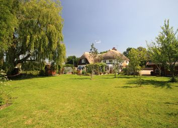 Thumbnail 4 bed detached house for sale in Ringwood Road, Avon, Christchurch