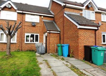 Thumbnail 2 bed terraced house for sale in Aldermoor Close, Openshaw, Manchester
