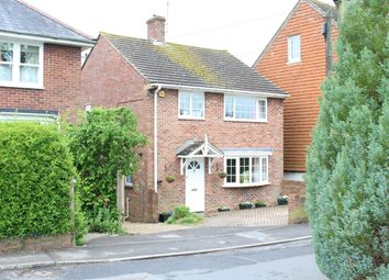 Thumbnail 3 bed detached house for sale in Fairview Road, Hungerford