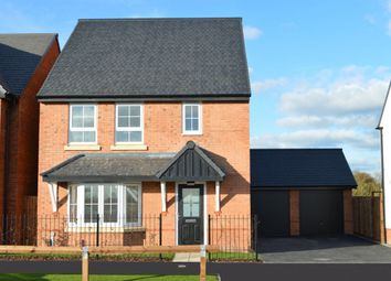 """Thumbnail 4 bedroom detached house for sale in """"Chesham"""" at Rykneld Road, Littleover, Derby"""