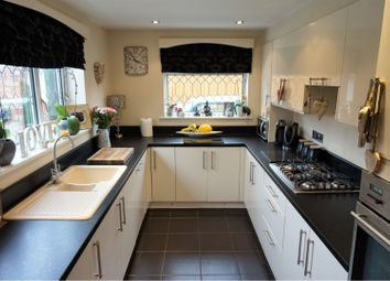Thumbnail 4 bed detached house for sale in Stoney Way, Tetney