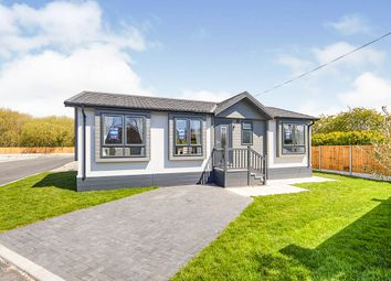 Thumbnail 2 bed mobile/park home for sale in Park Road, Overseal, Swadlincote, Derbyshire