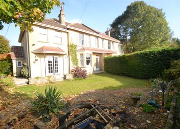 Thumbnail 5 bed semi-detached house for sale in Flatwoods Road, Claverton Down, Bath, Somerset