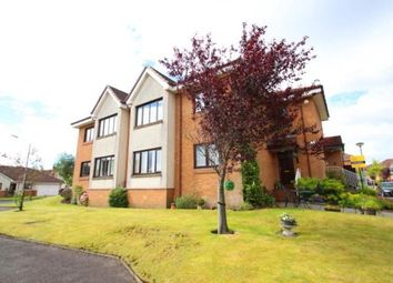 Thumbnail 2 bed flat for sale in Fairfield Drive, Clarkston, Glasgow