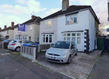 Thumbnail 2 bed semi-detached house for sale in Excelsior Avenue, Alvaston, Derby