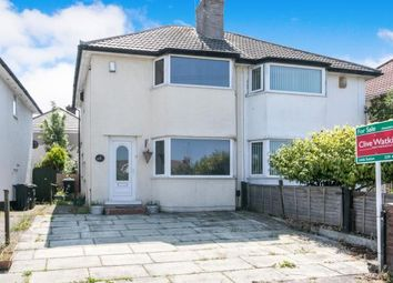 Thumbnail 2 bed semi-detached house for sale in Walkers Lane, Little Sutton, Ellesmere Port, Cheshire
