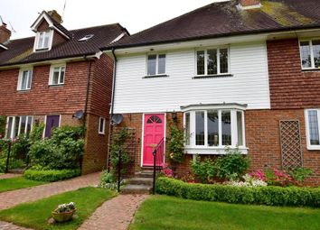 Thumbnail 4 bed semi-detached house for sale in Frythe Way, Cranbrook, Kent