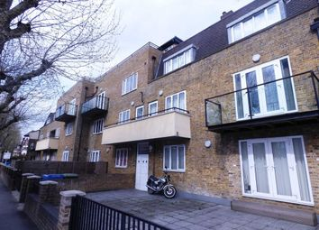 Thumbnail 3 bed flat for sale in Bush Road, London