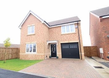 Thumbnail 3 bed detached house for sale in Swallow Drive, Hebburn