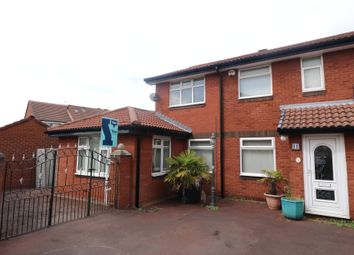 Thumbnail 3 bed semi-detached house for sale in Amberley Close, Liverpool