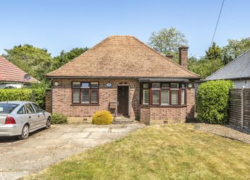Thumbnail 3 bed detached bungalow for sale in Virginia Water, Surrey